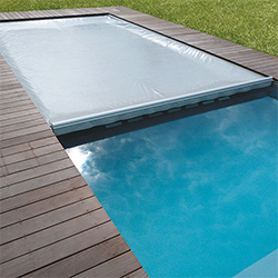 DEL Ultima Safety Cover for In-Ground Pools
