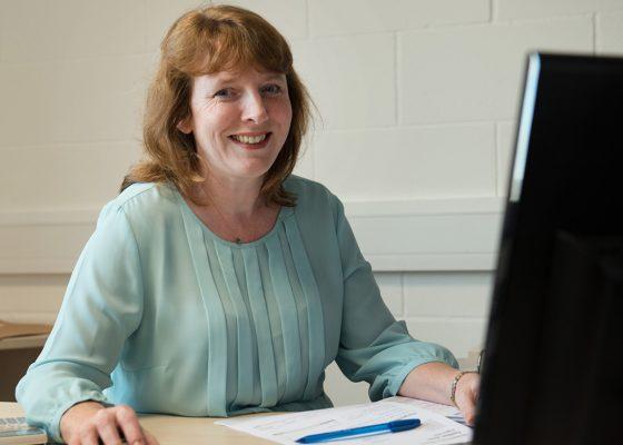 Lorraine. Company Accountant