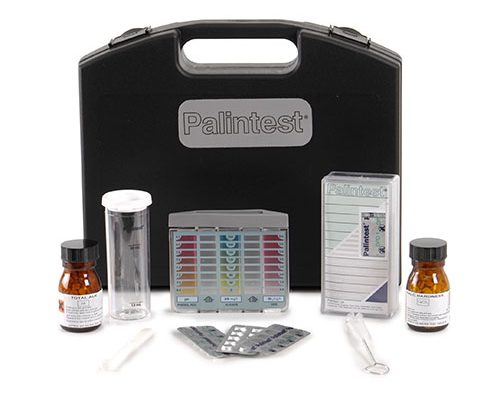 Palintest Pooltester Bromine / pH & Balanced Water