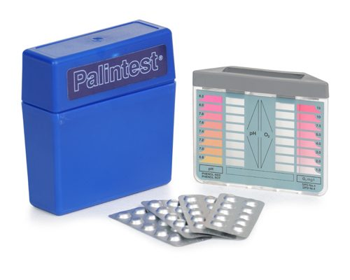 Palintest Pooltester Oxygen / pH